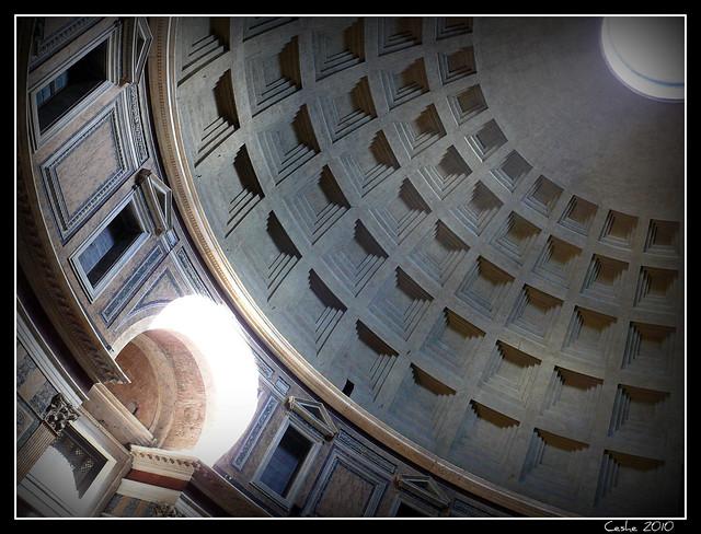 Panteón de Agripa, Roma