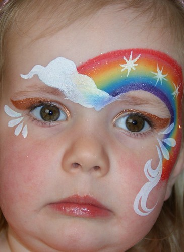 anna and amaia 39 s blog post party face paint. Black Bedroom Furniture Sets. Home Design Ideas