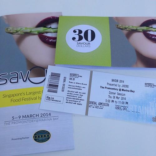 Savour 2014
