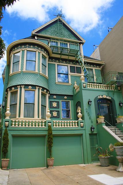 victorian homes of san francisco a gallery on flickr. Black Bedroom Furniture Sets. Home Design Ideas