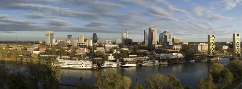 Sacramento Panorama