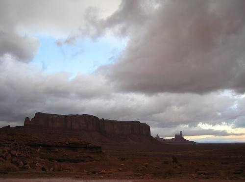 REZ, Monument Valley, Clouds, Arizona, Sout… IMG_1327