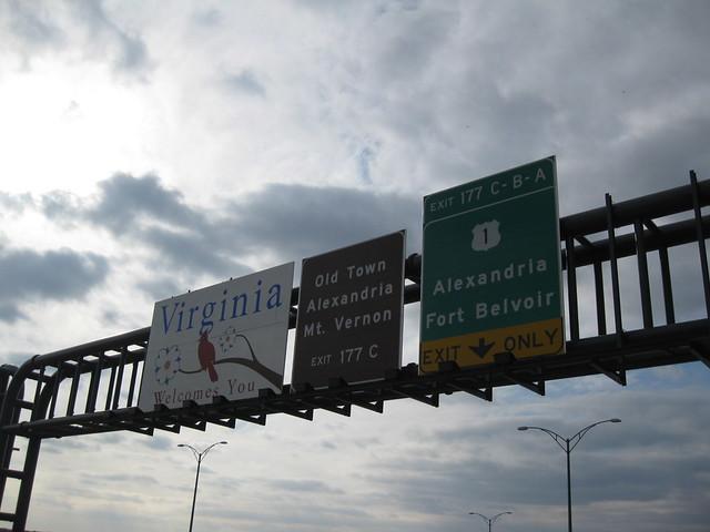 Woodrow Wilson Bridge - Virginia