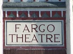 The Fargo Theatre: DeKalb, Illinois