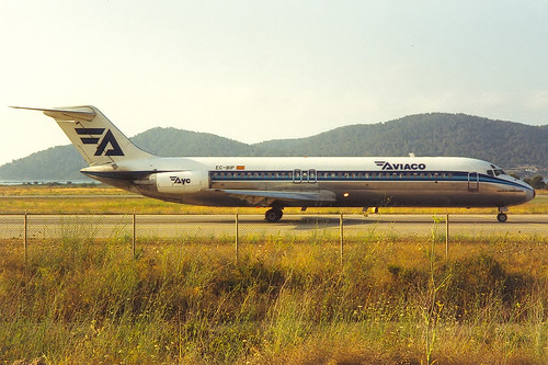 DC9-32_AO_EC-BIP_IBZ_Jun 1990