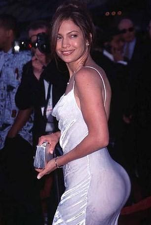 Jennifer lopez butt accept. opinion