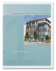 Campus Center Brochure (Brochure)