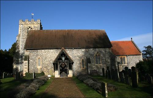 Shiplake Church