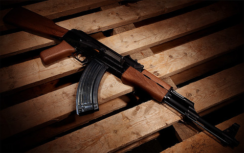 AK-47 Assault Rifle // Avtomat Kalashnikova 1947 | by brian.ch