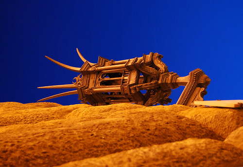 archeologia aliena nel deserto - alien archeology in the desert