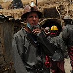 Going In the Mine - Potosi, Bolivia