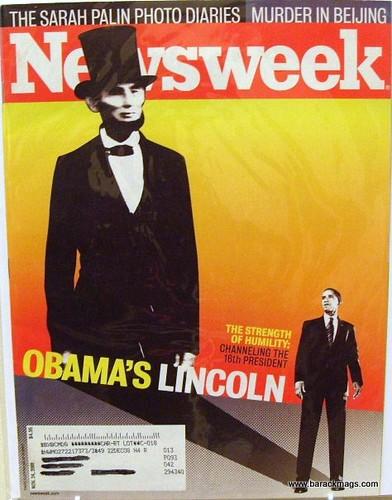 Newsweek - Lincoln
