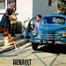 Renault 4cv 1961 by snowypictures