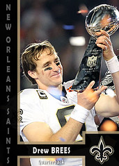 #26 - Drew Brees (New Orleans Saints)