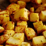 potatoes with cumin