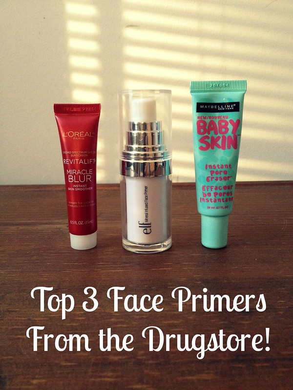 Drugstore Face Primers