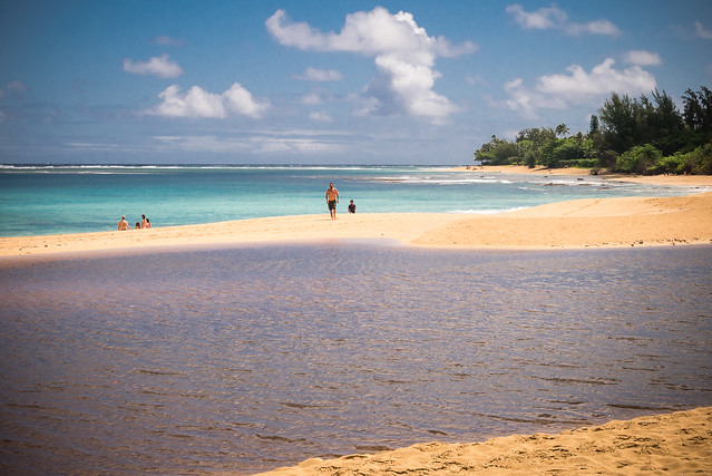 Haena Beach Park - Kauai - Hawaii
