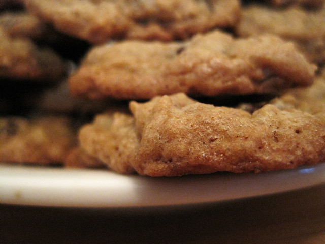cookies ultrathin chocolate chunk cookies chocolate chunk and pecan ...