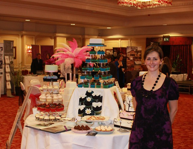 Consumed by Cake at The Gay Wedding Show 2009