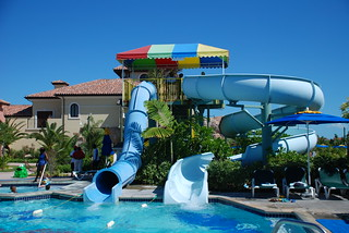 Small Waterslides