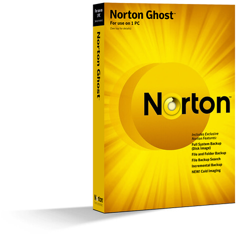 Norton Ghost™ 15.0 - Professional Grade Backup and Recovery Software