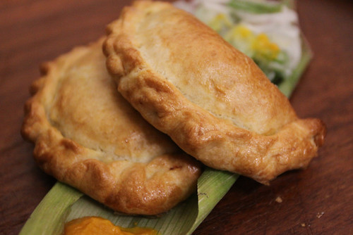 Peruvian-Chicken Empanadas | Chicken Empanadas: Braised Peta ...
