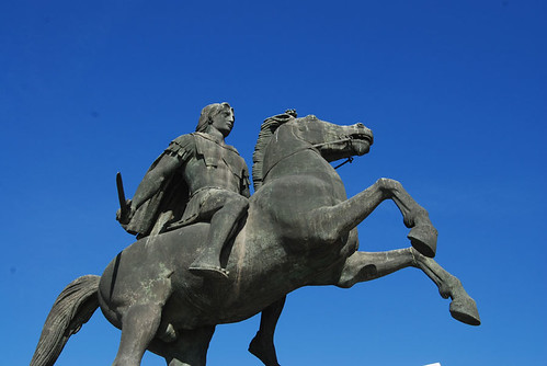 Alexander the Great. by olympic