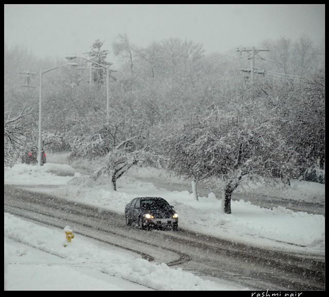 More snow -- anyone?