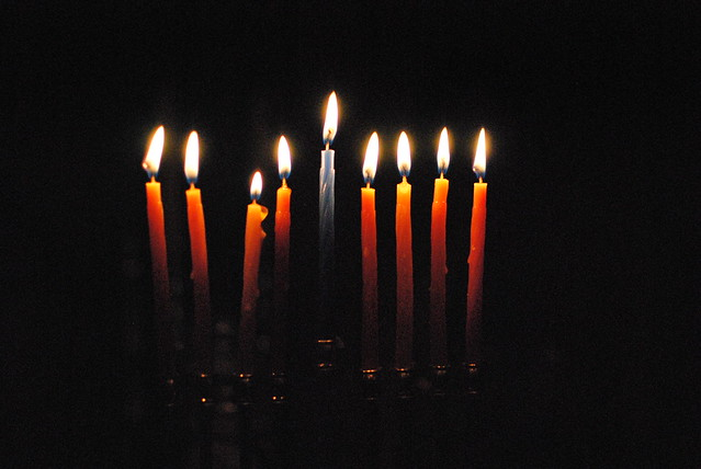 Chanukah, Eighth Night from Flickr via Wylio