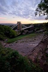 Bristol - Clifton Suspension Bridge 1/3