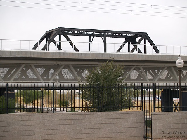 two bridges leaving downtown tempe flickr photo sharing