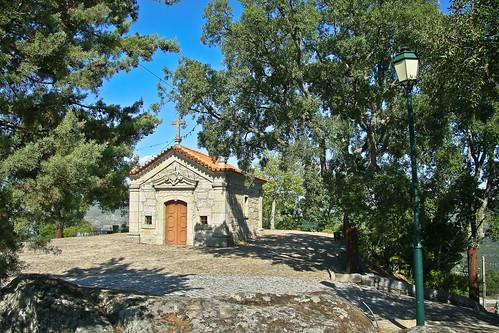 Santuário de Nossa Senhora da Conceição - Castelo - Portugal