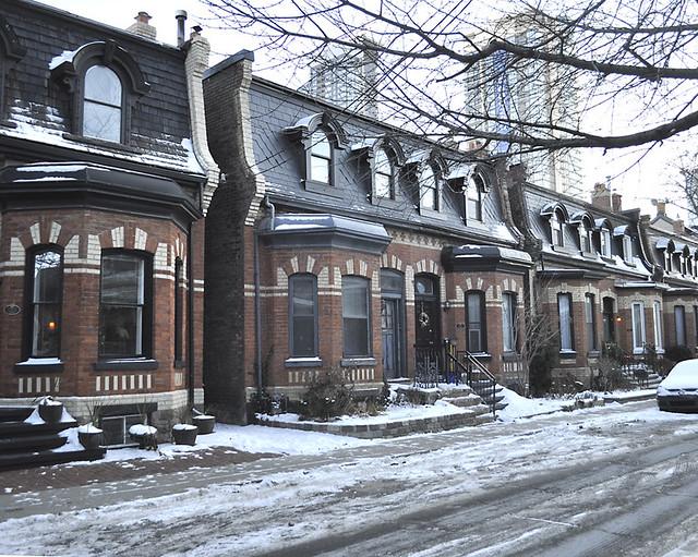 Draper Street, Toronto