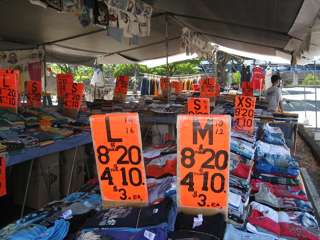 what time does aloha stadium swap meet close