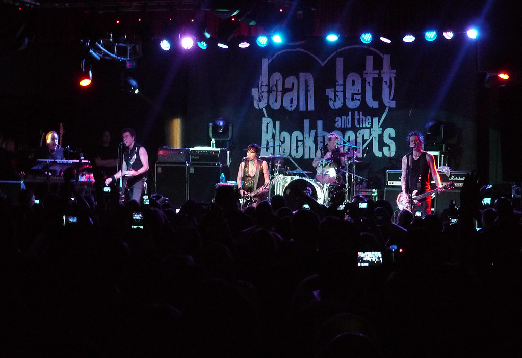 Joan Jett   As Good as Ever | Joan Jett sounded awesome duri