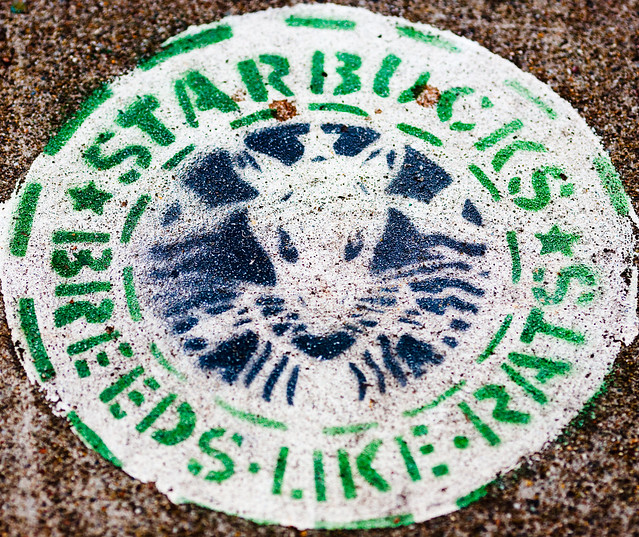Starbucks Tries Social Media on Flickr, Fails, Locks Down All Discussion Threads to Silence Their Critics