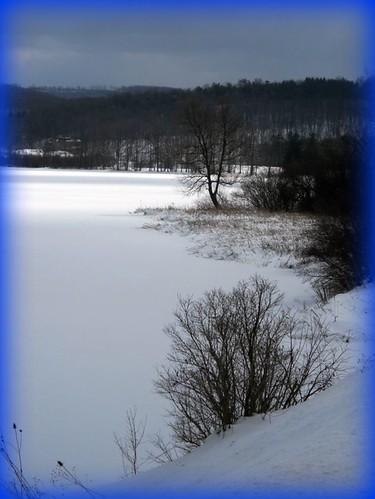 winter snow shawneestatepark pennsylvaniastateparks