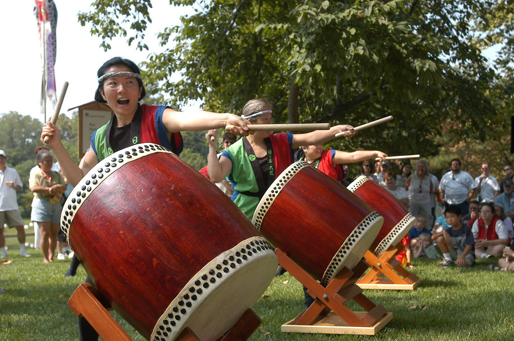 Crunchyroll Missouri Botanical Garden Hosts Annual Japanese