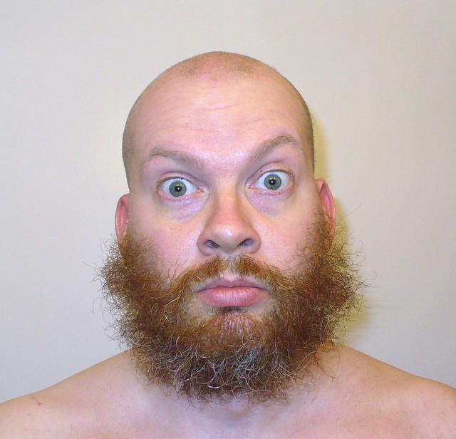 Crazy Beard and Crazy Eyes | Flickr - Photo Sharing!