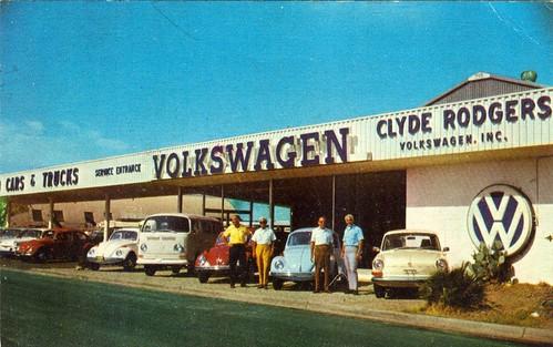 Flickriver Most Interesting Photos From Vintage Volkswagen Dealerships Pool
