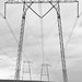 High Voltage Transmission Line Pylon
