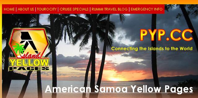 Header of American Samoa