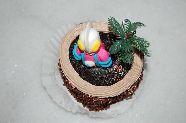 Ultraman Cake Images