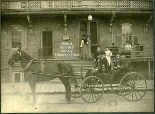Hobart House ca 1900