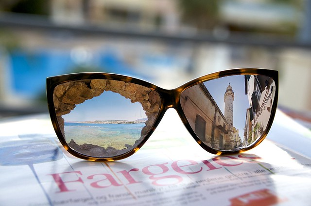 Sunglasses Reflections A Gallery On Flickr