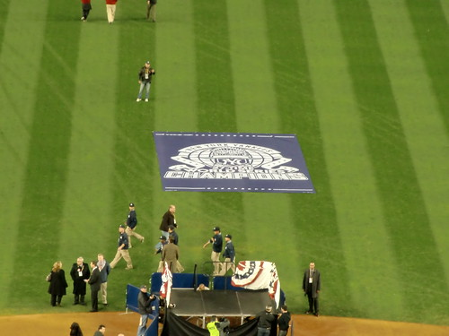 New York Yankees World Series 2009 Game 6 042