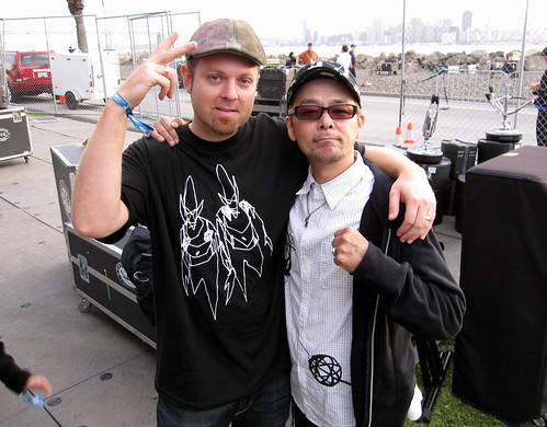 DJ Shadow & DJ Krush