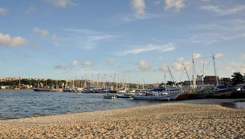 Praia da Ribeira (Cidade Baixa). Foto: Rita Barreto - Setur