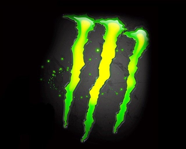 monster energy drink logo