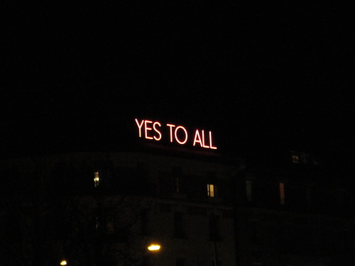 Yes to All!